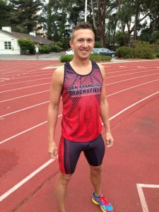 Singlet & compression shorts