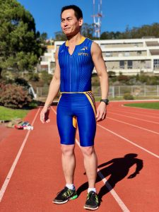 Team uniform 2018 speedsuit front