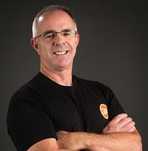 Coach David McDougall