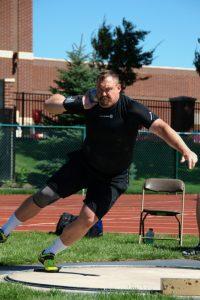 Nathan DeSomber Throw Coach